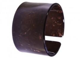 Turtle Shell Bracelet - Black
