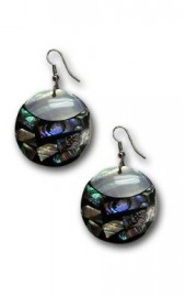 Mother of Pearl/Abalone Earrings