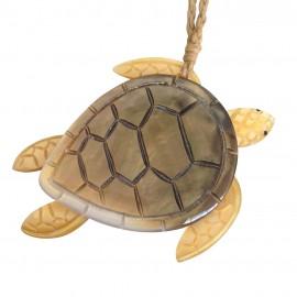 Gold M.O.P Turtle